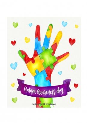 B.5 Giornata mondiale della consapevolezza sull'autismo