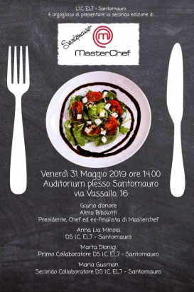 B.8 Master Chef (2^ ed.)