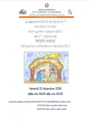 B.1 Presepe Vivente