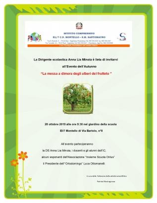 A.2 La messa a dimora degli alberi del frutteto