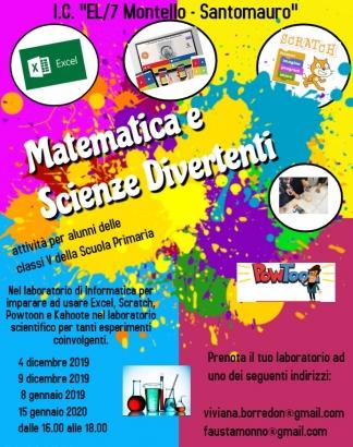 A.9 Matematica e scienze divertenti