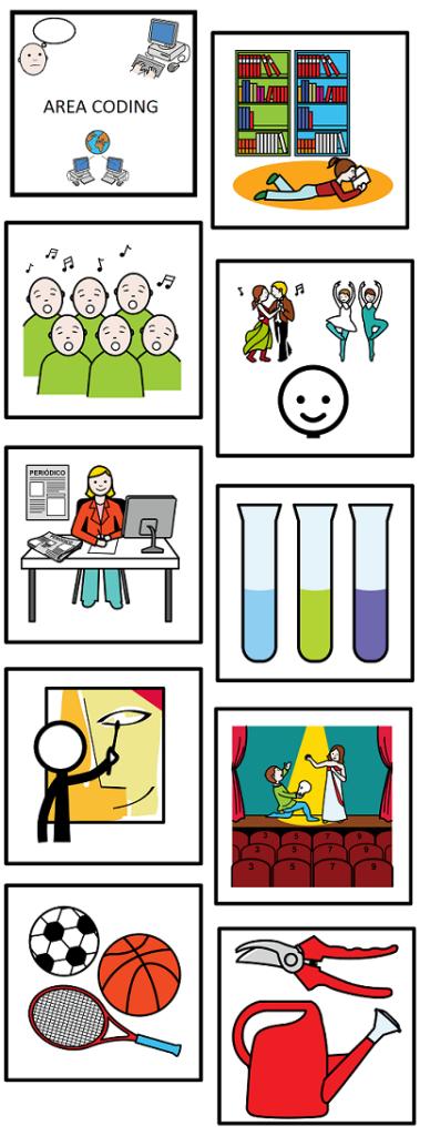 icone laboratori e progetti