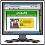 simbolo arasaac di pagina web