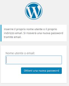 form recupero password 2