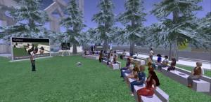 aula virtuale in edMondo