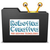 banner Atelier di robotica creativa